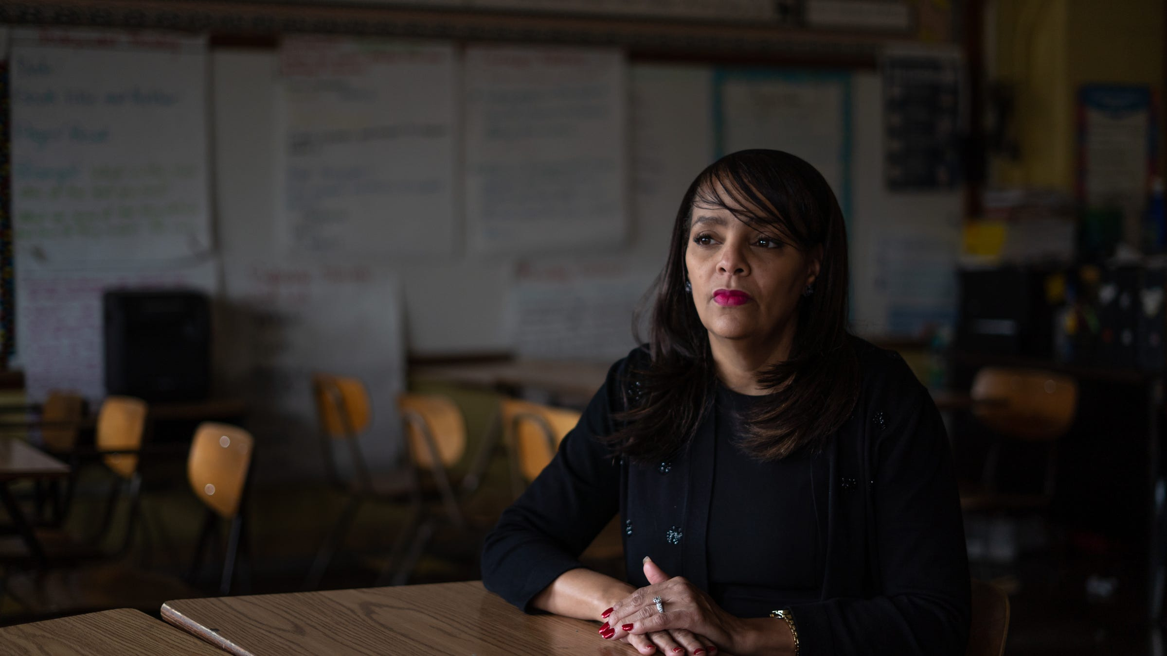 Detroit teacher: I'll never forget day my students saw mutilated body on way to school