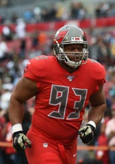 The Lions will face former teammate Ndamukong Suh on Sunday.