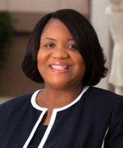 Audrey Gregory, Detroit Medical Center president and CEO of the health system's adult downtown campus, will succeed DMC CEO Tony Tedeschi.