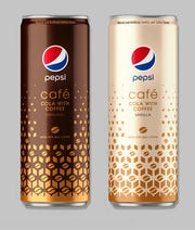 In April, the snack and beverage giant will start selling Pepsi Cafe in the U.S.
