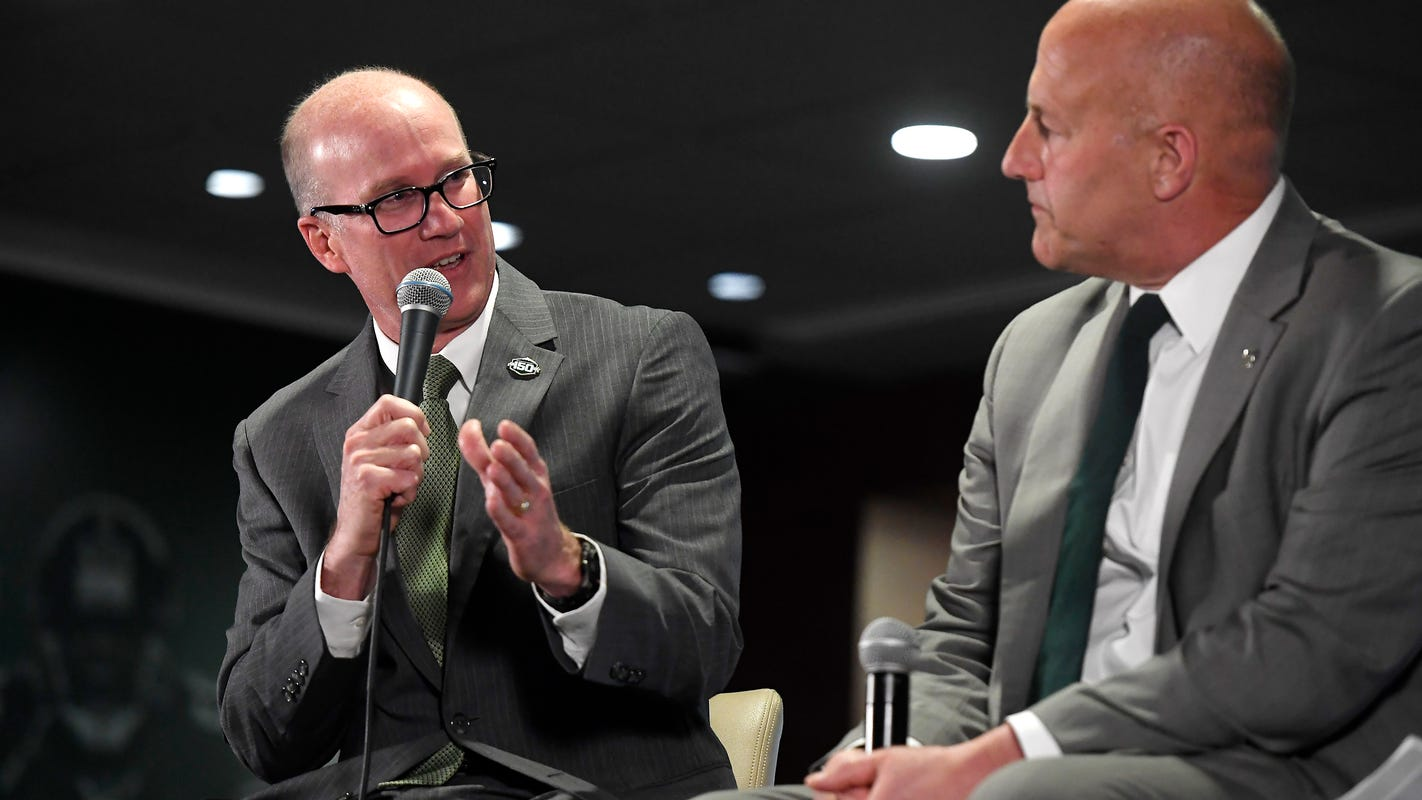 Colorado State athletes group wants athletics director Joe Parker removed over sexual misconduct cases