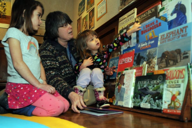 Dolly Parton's Imagination Library, which now operates in Door County among other global communities, encourages children five and younger to read by sending a free book to their homes each month.