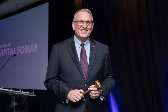 Montana Attorney General Tim Fox
