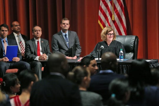 U.S. District Court Judge Jane Magnus-Stinson says the Southern District of Indiana has needed more judges for decades.