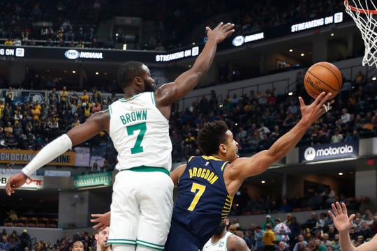 Insider: Pacers post signature victory in coming back to knock off Boston Celtics