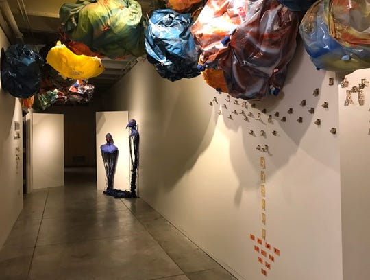Willingly Rejected, a collective of self-directed and mutually supportive artists, opens their new and first AcA exhibit with live performances. Artists Benjamin Guidry, Jolene Price, and Bethany Lejeune have installations with the upcoming exhibit.