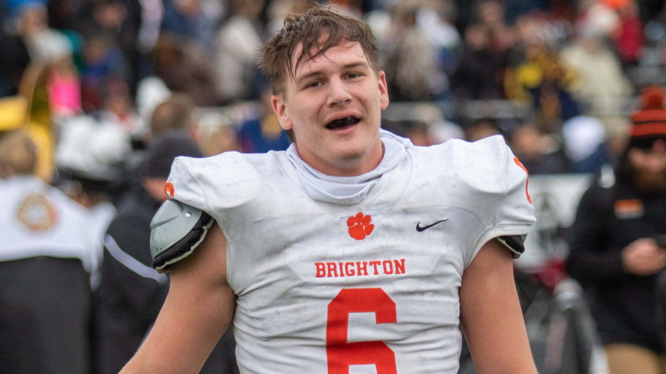 Brighton puts two players on all-state football team