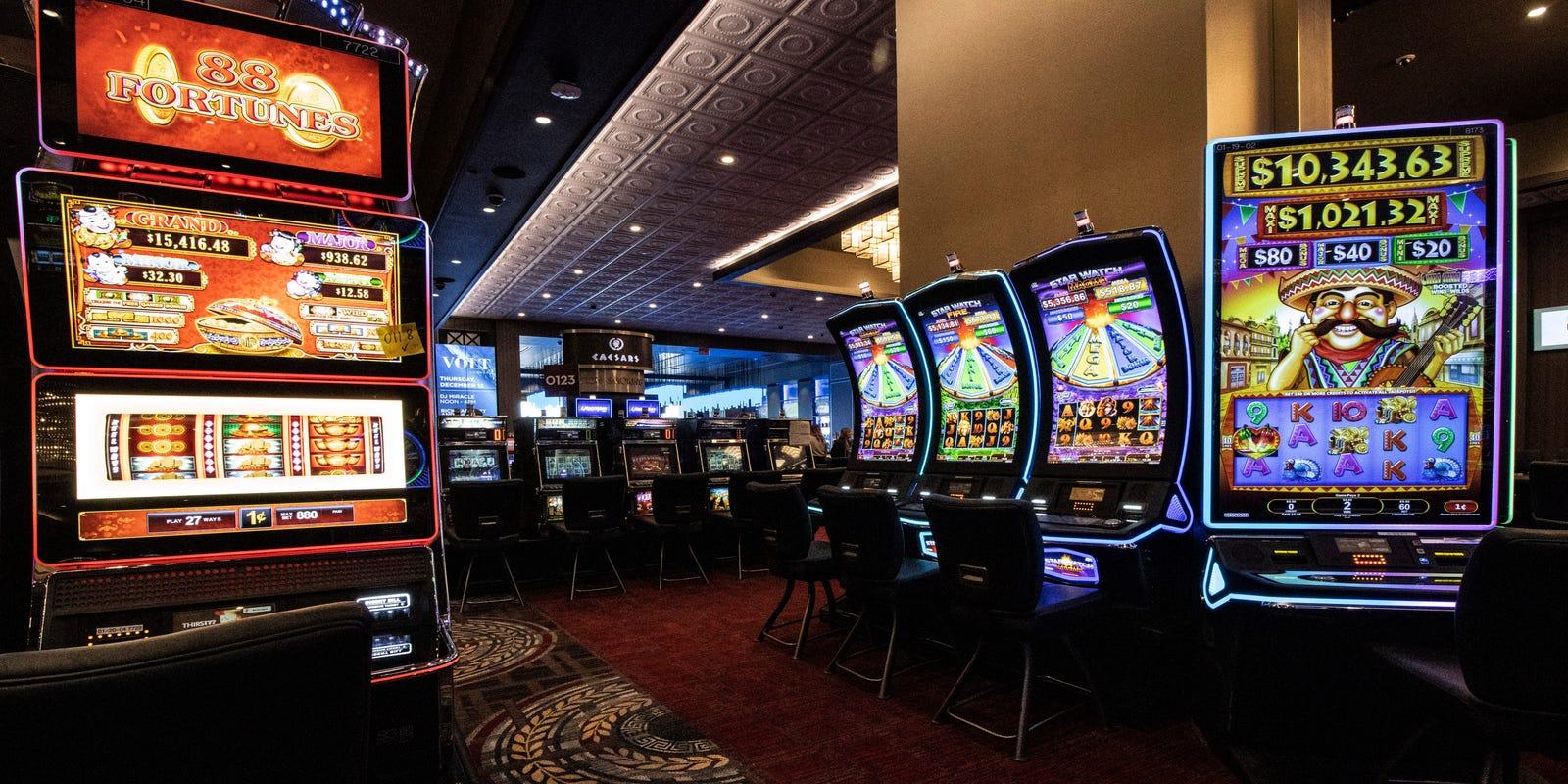 caesars casino and hotel indiana