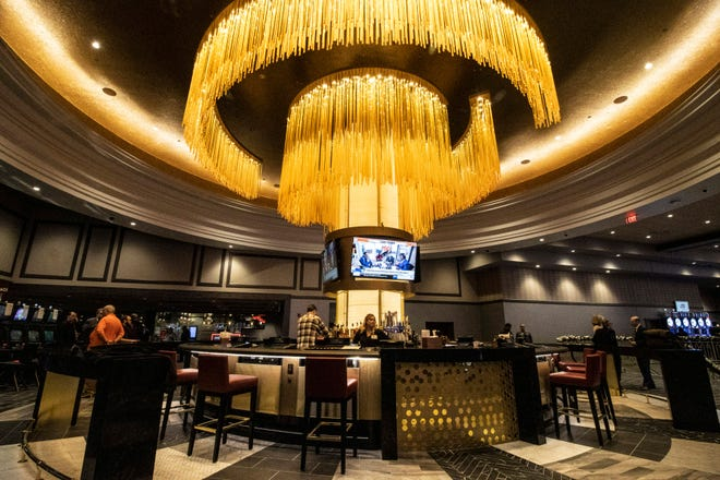 Caesars Southern Indiana officially opened its new $90 million dollar land-based casino on Thursday after 21 years of being a riverboat operation. The 110,000 square foot facility merges all of the gaming, alongside dining and retail, onto one floor. 12/12/19