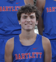 Robert Dawson is a junior at Bartlett High