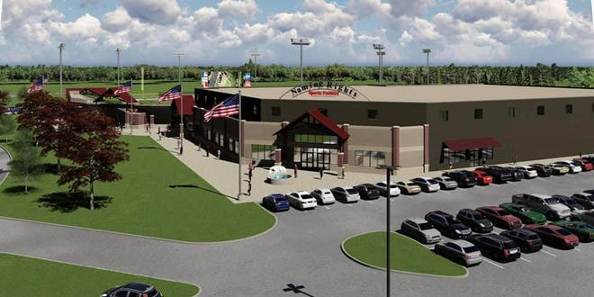 A decision has been delayed on a proposed 43,000-square-foot sports training facility and 2,500-seat stadium in the city of Oconomowoc. The common council is expected to take up the issue again March 3.