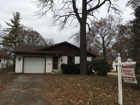 Homes sold at a blistering pace in metro Milwaukee during January, a local real estate group said Tuesday.