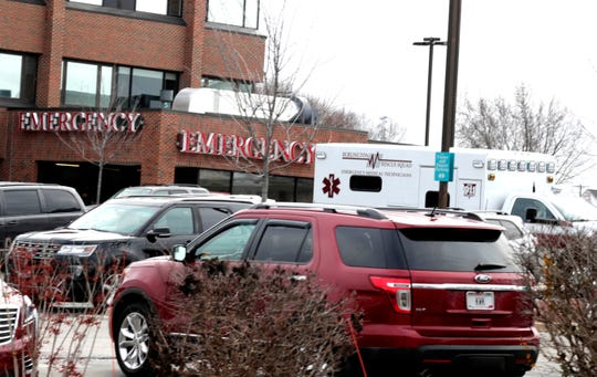 Aurora Burlington Hospital is among area hospitals in the state that allow ambulance diversion.