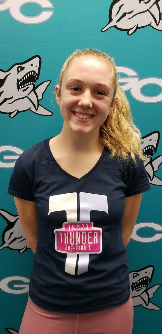 Katie Ambrose, Gulf Coast basketball