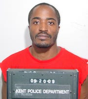 David N. Anderson booking photo from 2009.