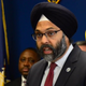 'Evidence points to acts of hate' said N.J. Attorney General Grewal.