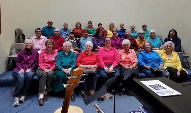 The Deming Community Choir.