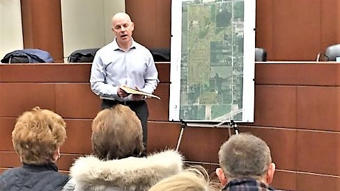Combative Canton residents clash with Pulte