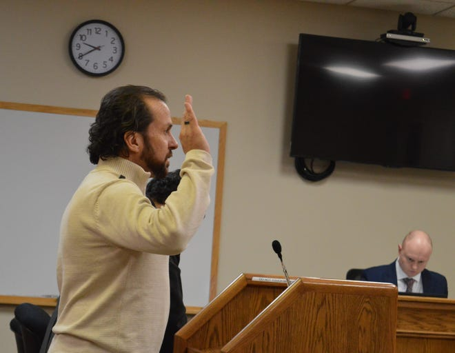 Michael Fletcher, 44, of West Bloomfield pleaded no contest Thursday, Dec. 12, 2019, to drunk driving.