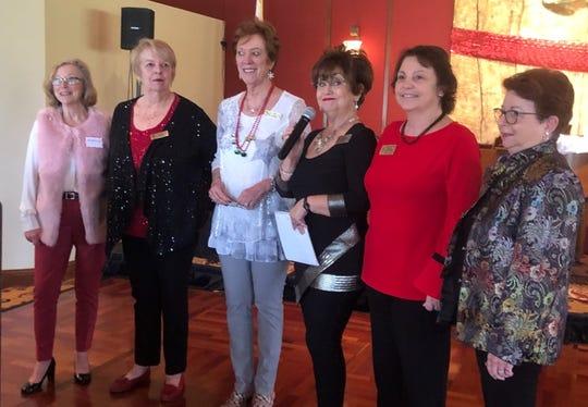 Maureen LanCellotti, V.V. Martin, Vivi Greene, Katie Bedrosian, Linda Lortscher and Judi Baratz-Roden thanked everyone for their participation.