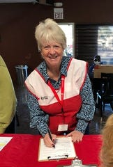 Haus recently volunteered at the Red Cross Sound the Alarm event in Palm Springs.
