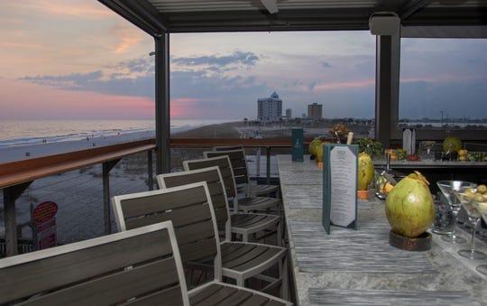 Drift restaurant overlooking Pensacola Beach on Monday, Dec. 9, 2019.