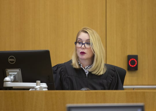 Judge Jennifer Ryan-Touhill  will preside over Mathew Sterling's bench trial at in Maricopa County Superior Court. Sterling is accused of planning to attack officers and an actor at Phoenix ComicCon in 2017.