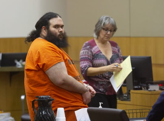 Mathew Sterling sent to state hospital after planning attack at Phoenix comic book convention