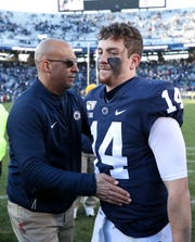 Penn State quarterback Sean Clifford, who was injured in the game at Ohio State in November, is expected to be ready to play for the Cotton Bowl.