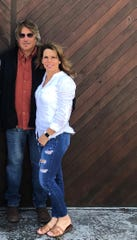 Dennis and Tina De La Montanya, owners of De La Montanya Winery & Vineyards in Sonoma County, just received permission for a boutique winery with vineyard in South Reno.