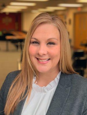 Jamie Thomas will begin her duties as assistant principal at Test Intermediate School on Jan. 2, 2020.