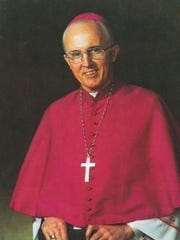 Most Reverend Paul V. Dudley was named the sixth bishop of Sioux Falls on Sept. 26, 1978.