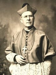 Rt. Reverend Thomas O'Gorman was named the second bishop of the Catholic Diocese of Sioux Falls on Jan. 24, 1896.