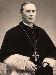 Rt. Reverand Martin Marty was the first bishop of the Diocese of Sioux Falls, appointed Aug. 8, 1879