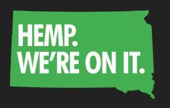 "The Libertarian Party of South Dakota has created a hemp logo and ""On Hemp"" website to take a jab at Gov. Kristi Noem's stance against legalizing hemp."