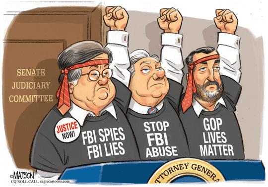 Cartoon: Woke Republicans