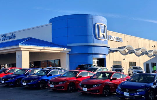 El Paso Honda plans to move its current location at 1490 Lee Trevino Drive in East El Paso to a new facility to be opened in 2022 on Joe Battle Boulevard in far East El Paso.