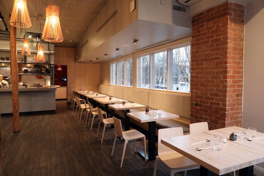 OKO is a new Japanese restaurant in Rye. Owner/chef Brian Lewis also owns OKO in Westport as well as The Cottage in Westport.