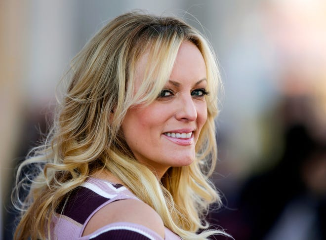 Hush-money payments to adult film actress Stormy Daniels are central to two of the lawsuits seeking tax and financial documents from President Trump's accounting firm.