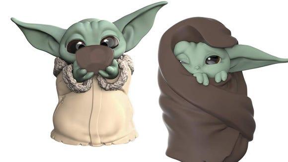 Baby Yoda Mini