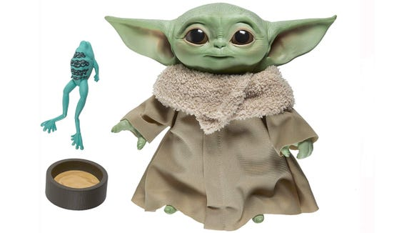 Baby Yoda merchandise: 15 things you need if you're