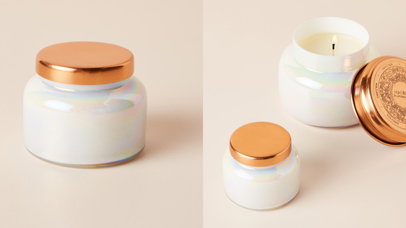 These mini Capri candles are a stocking stuffer must-have.