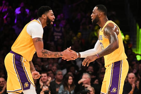 Opinion: Are the Lakers as good as their 22-3 record to start the season?