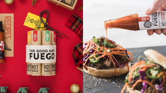 Best last-minute Amazon gifts: Hot Sauce Gift Set