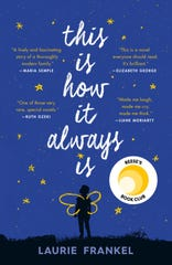 """""""This Is How It Always Is"""" by Laurie Frankel was the top fiction book at the Des Moines Public Library this year, based on number of hold requests."""