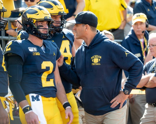 A victory over Alabama in the Vrbo Citrus Bowl on Jan. 1 would give Michigan head coach Jim Harbaugh and his program a big boost.