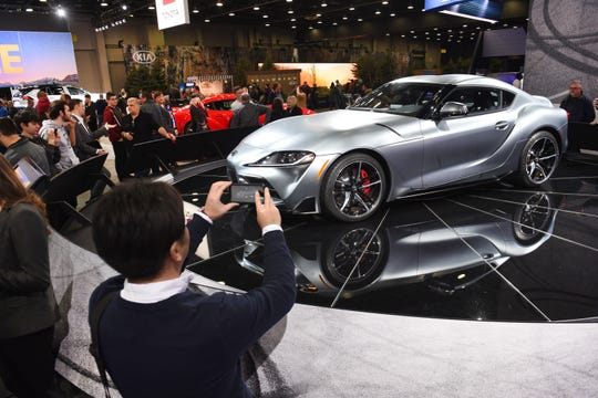 The Detroit auto show has traditionally filled the former Cobo Center from December through February. With the auto show moving to June in 2020, officials at the convention center have been lining up events to take the show's place.
