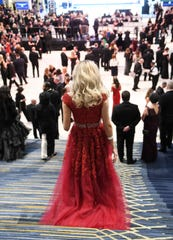 """The Charity Preview at the North American International Auto Show has traditionally been a formal event. With the auto show's move to June next year, a less-expensive outdoor """"summer chic"""" event will be offered as an alternative."""