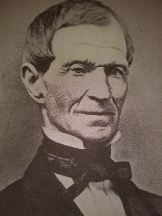 Simeon Benjamin was an Elder in the First Presbyterian Church of Elmira and founded Elmira College.