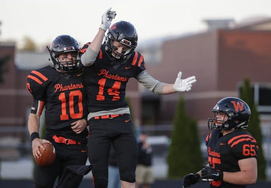 While the West De Pere football team will play in the Fox River Classic Conference next season, the rest of the athletic teams at the school will remain in the Bay.